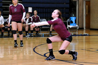 VOLLEYBALL GALAX at CARROLL 9-15-14