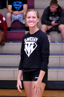VOLLEYBALL GALAX VS GRAHAM 10-1-14
