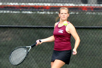 TENNIS GIRLS DOUBLES STATE SEMIFINAL GALAX VS RAPPAHANNOCK 6-13-14