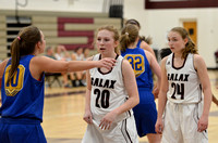BASKETBALL GALAX JV GIRLS vs BLACKSBURG 11-18-15