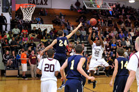BASKETBALL GALAX vs GRAYSON 2-1-13