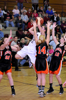 GIRLS BASKETBALL GALAX VS RURAL RETREAT 11-30-12