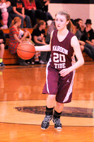 GIRLS BASKETBALL GALAX at BLAND 2-6-13