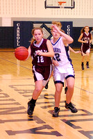 8th Basketball Galax at Carroll 11-17-10
