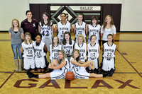 8th Grade Basketball Portraits 12-1-11