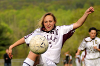 Varsity Girls Soccer Galax vs Ft Chiswell 4-26-10