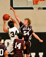 GALAX BOYS at FORT CHISWELL 1-27-11