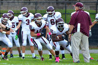 FOOTBALL GALAX at FORT CHISWELL 10-5-12