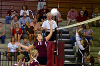 VOLLEYBALL GALAX VS PULASKI 9-4-12