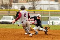 JV BASEBALL GALAX VS CHILHOWIE 3-26-10