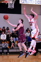 BASKETBALL GALAX VS EAST SURRY 12-27-13