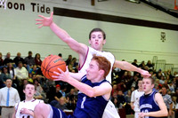 BASKETBALL CARROLL at GALAX 12-13-13