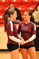 VOLLEYBALL GALAX VS EASTSIDE 11-13-13