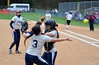 SOFTBALL GALAX vs CARROLL 3-24-16