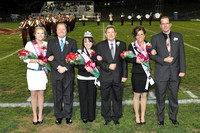 FOOTBALL GALAX VS NARROWS 10-25-13