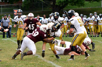 FOOTBALL GALAX VS RADFORD 9-2-16