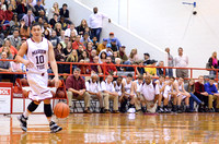 BASKETBALL GALAX VS HONAKER 3-6-15