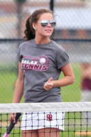 GALAX GIRLS TENNIS 2014