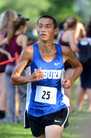 CROSS COUNTRY MAROON TIDE INVITATIONAL 9-21-16
