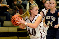 BASKETBALL GALAX vs GRAYSON 1-30-15