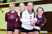 VOLLEYBALL GALAX VS FORT CHISWELL 10-9-14