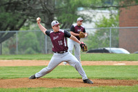 BASEBALL GALAX at CARROLL 5-17-14