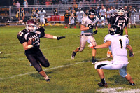 VARSITY FOOTBALL GALAX VS FLOYD 9-2-11