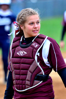 GALAX SOFTBALL VS CARROLL 4-15-13