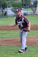 VARSITY BASEBALL GALAX at NARROWS 5-17-13