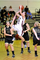 BASKETBALL(girls & boys) GALAX vs FORT 1-30-13