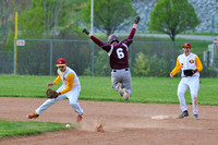 VARSITY BASEBALL GALAX at GRAHAM 5-3-13