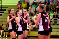 GALAX JV VOLLEYBALL 8-16-10