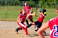 12U TRAVEL SOFTBALL GRAYSON CRUSHERS VS AUBURN DIAMONDS  9-19-10