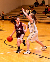 JV GIRLS GALAX AT FORT CHISWELL 2-11-10