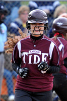 SOFTBALL GALAX at CARROLL 5-2-13