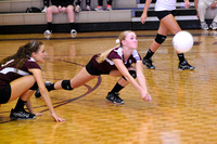 VOLLEYBALL GALAX vs PULASKI 8-26-13
