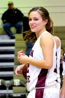 GIRLS BASKETBALL GALAX vs FORT 1-8-14