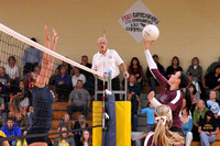 VOLLEYBALL GALAX at GRAYSON 10-22-13
